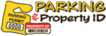 Parking & Property ID Logo